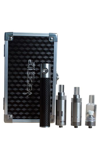 Vaporite Platinum Plus – The Iphone of Vaporizers - Box and Attachments