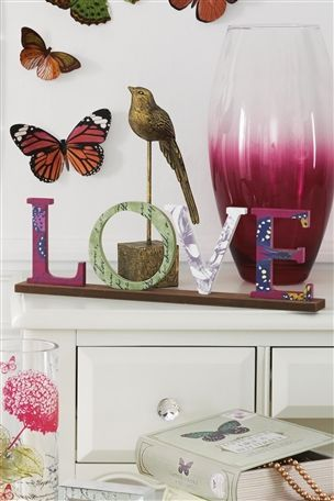 Buy Printed Love Word from the Next UK online shop
