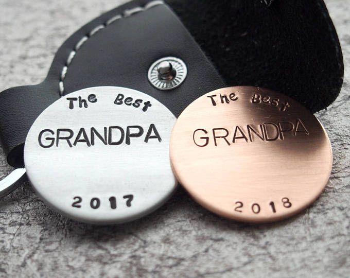 Gift for Grandpa, retirement gifts for men, grandfather gifts, gifts for retirement, golf ball marker, coin, retirement gift ideas for men