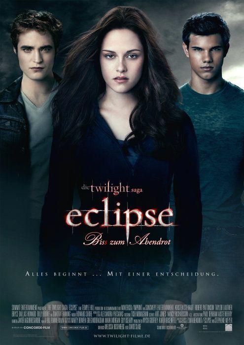 Poster zum Film: Eclipse - Biss zum Abendrot