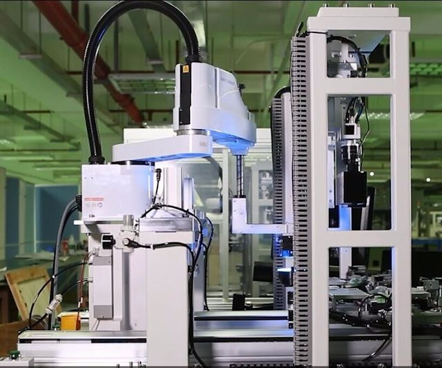 Source scara robot for picking and placing on m.alibaba.com