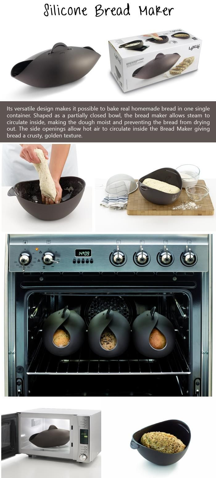 Máquina de hacer pan de silicona