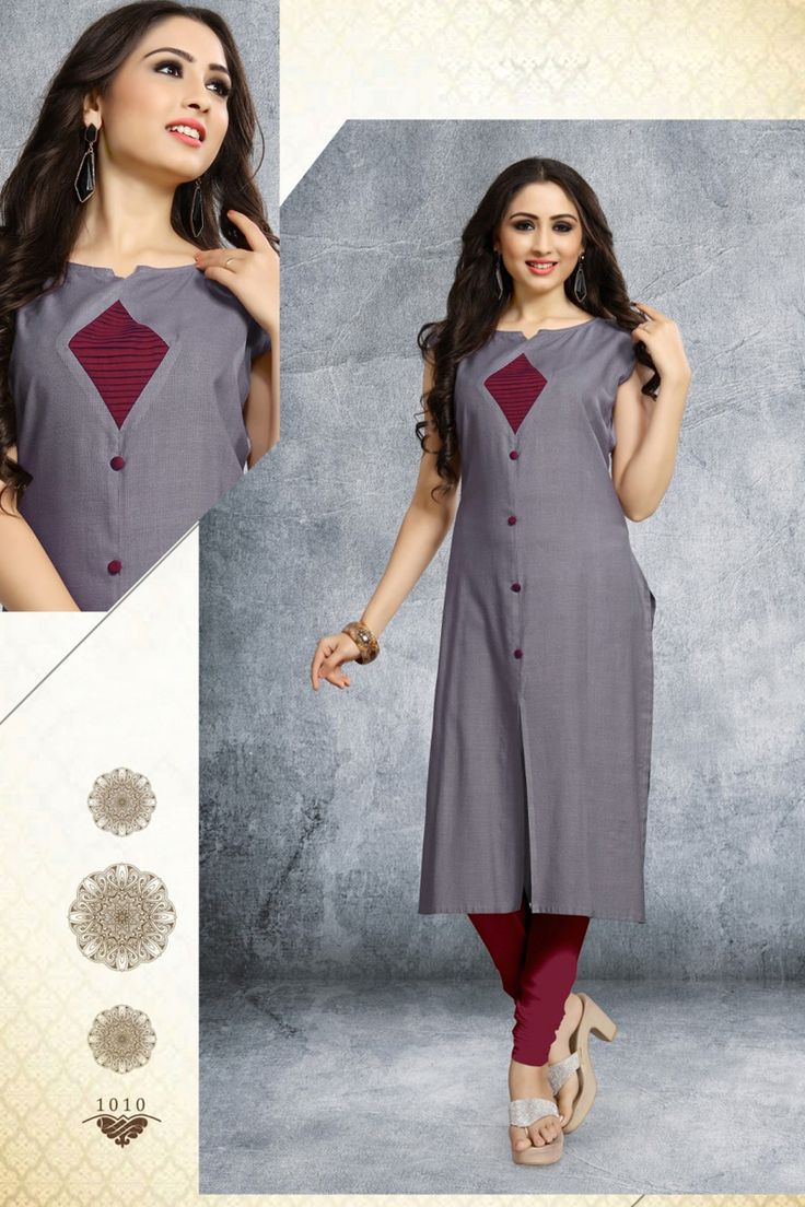Grey-Stylish-Event-Wear-Rayon-Plain-Knee-Length-Kurthi-In-Bulk-1010-7856 #wholesale #wholesalesupplier #wholesaledealer #wholesaler #Bulksupplier #bulkdealer #bulk #kurta #kurti #designer #Stylish #casualwear #dailywear #Officewear #wholesalekurti #bulkkurti #worldwide #lkfabkart