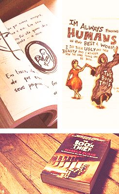 Booklover » doctor-ponds: Amazing Books → The Book Thief -...