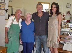 George Clooney, Amal Alamuddin Visit His Kentucky Hometown: Details - Us Weekly