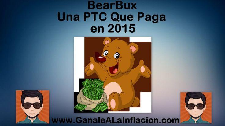 BearBux,una ptc que paga en 2015