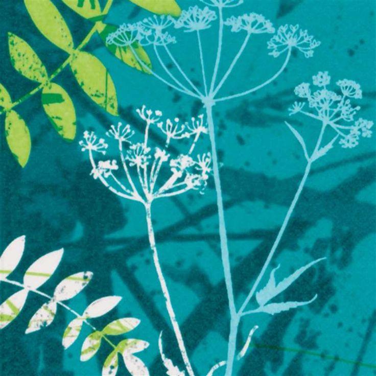 Foliage - lunch napkin #9623173 $4.99 www.lambertpaint.com