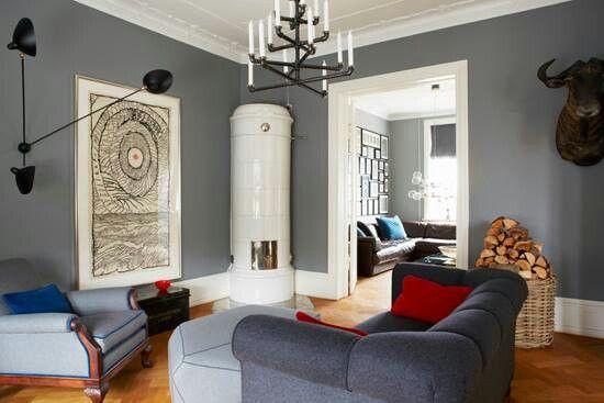 Plummet walls, Farrow & ball paint colour
