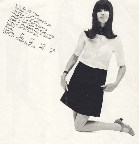 Cathy McGowan's Boutique 1965.