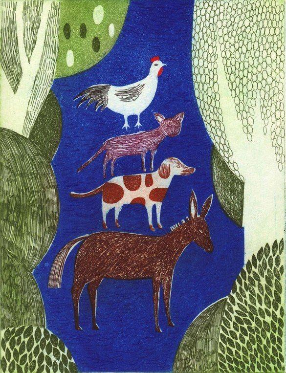 Tamae Mizukami : Untitled | Artworks | Tokyo Illustrators Society (TIS) もっと見る