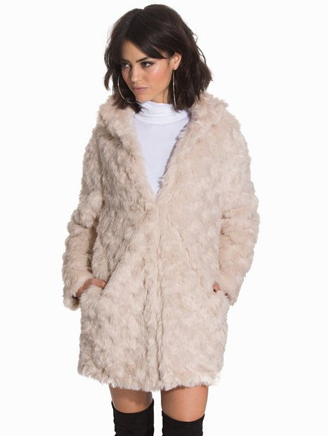 VMLINDA 3/4 FAKE FUR JACKET DNM