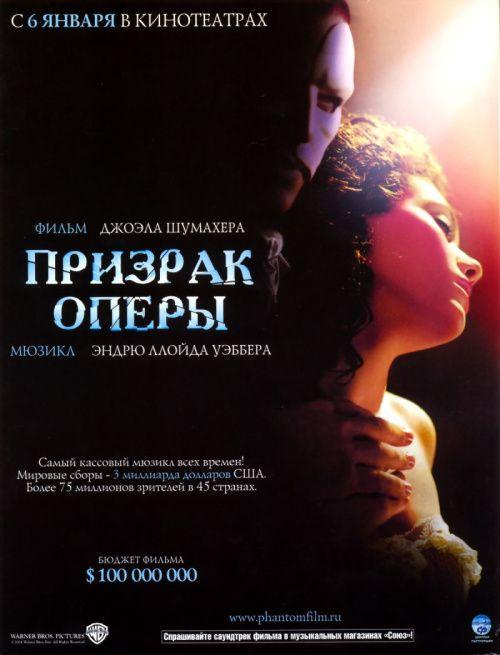 Призрак оперы (2004)
