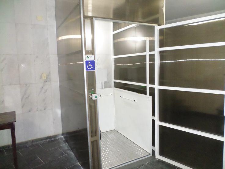Projetamos enclausuramento para elevadores e plataformas, residenciais e comerciais. fazemos sob encomenda agende uma visita.