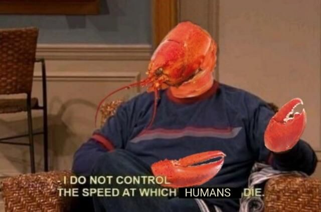 Lobsters How To Make Shorts Quality Memes Dark Memes