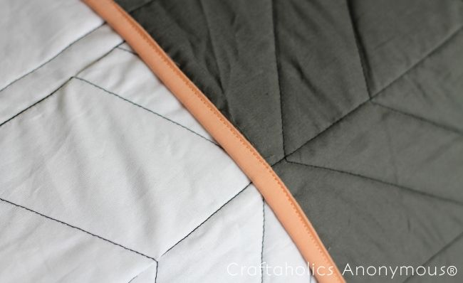geometric quilting pattern and tips tutorial II