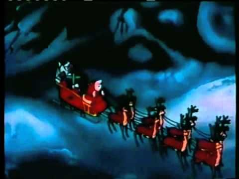 Rudolph The Red-Nosed Reindeer (1944/1948) Christmas Cartoon Classic by Max Fleischer