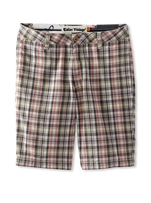 Tailor Vintage Men's Walking Shorts