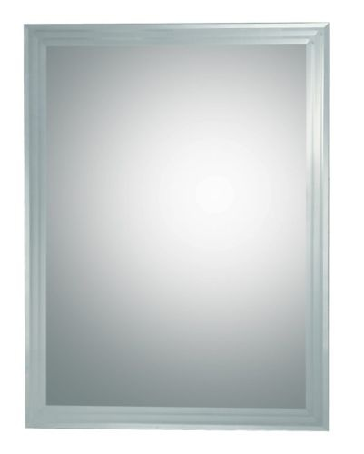 Rectangular Beveled Edge Contemporary Frameless Mirror | eBay