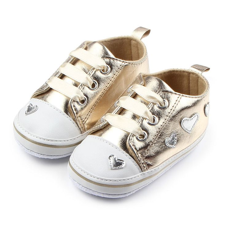 Fashion Baby PU Leather Shoes Skidproof Toddlers Infant Baby Boys Girls Shoes #Affiliate