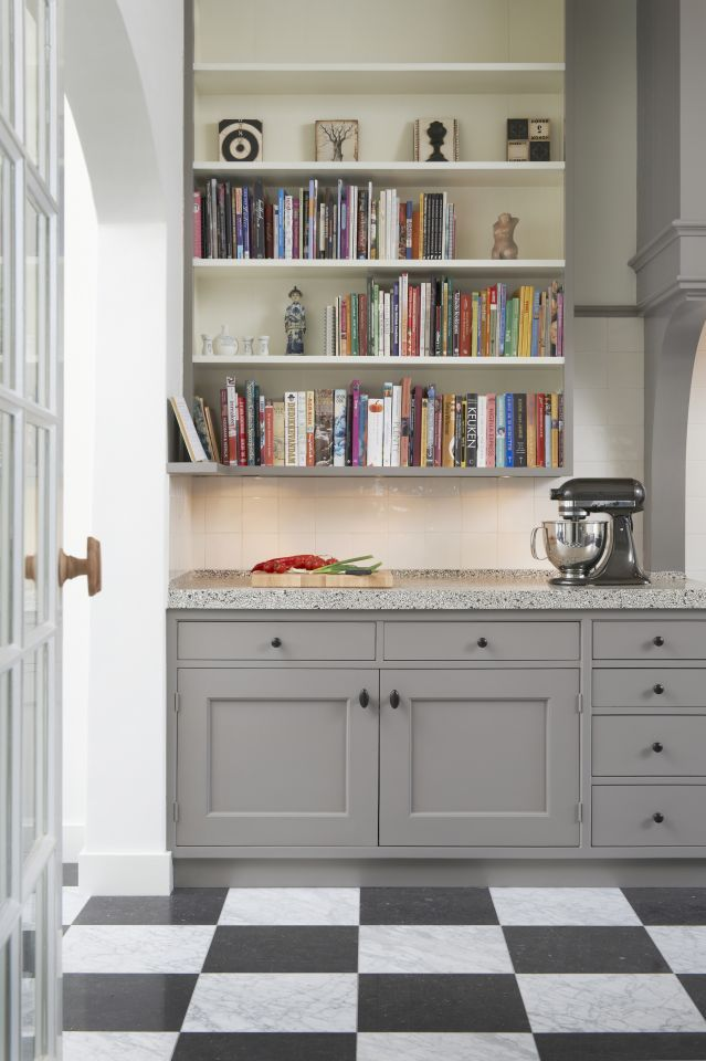 Handgemaakte keukens op maat - Uw keuken op maat - De Zeug