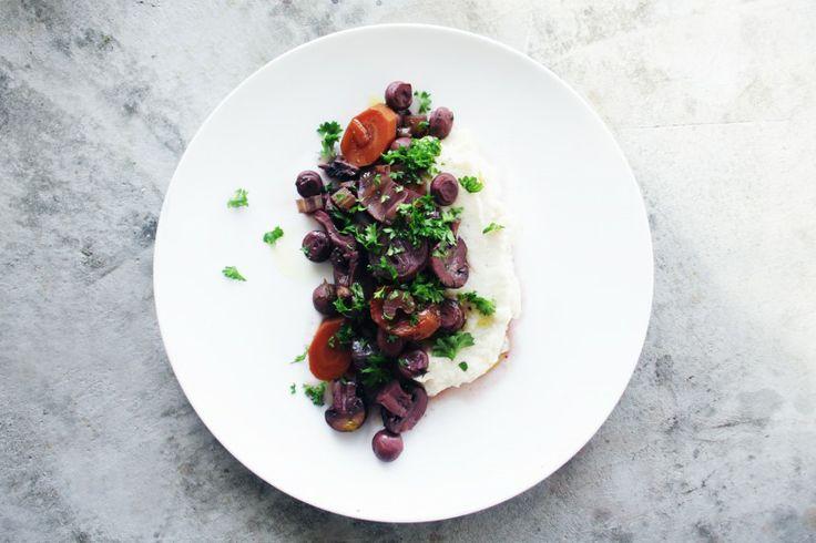 Magical Mushroom stew vegetarian cooking by veggie very much!