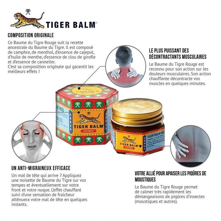les 42 meilleures images du tableau le baume du tigre pour vos douleurs sur pinterest couleur. Black Bedroom Furniture Sets. Home Design Ideas