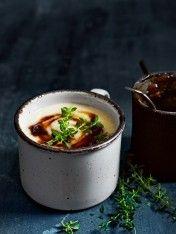 caramelised onion soup