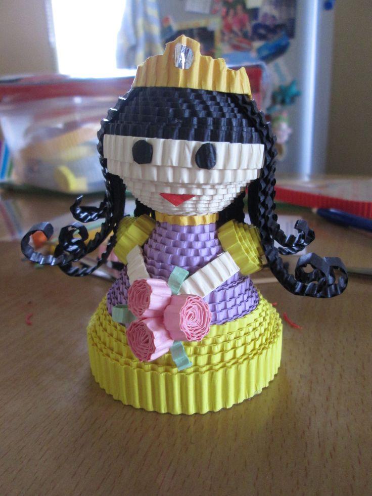 #Princess #kokoru #papercraft #kokorupaper