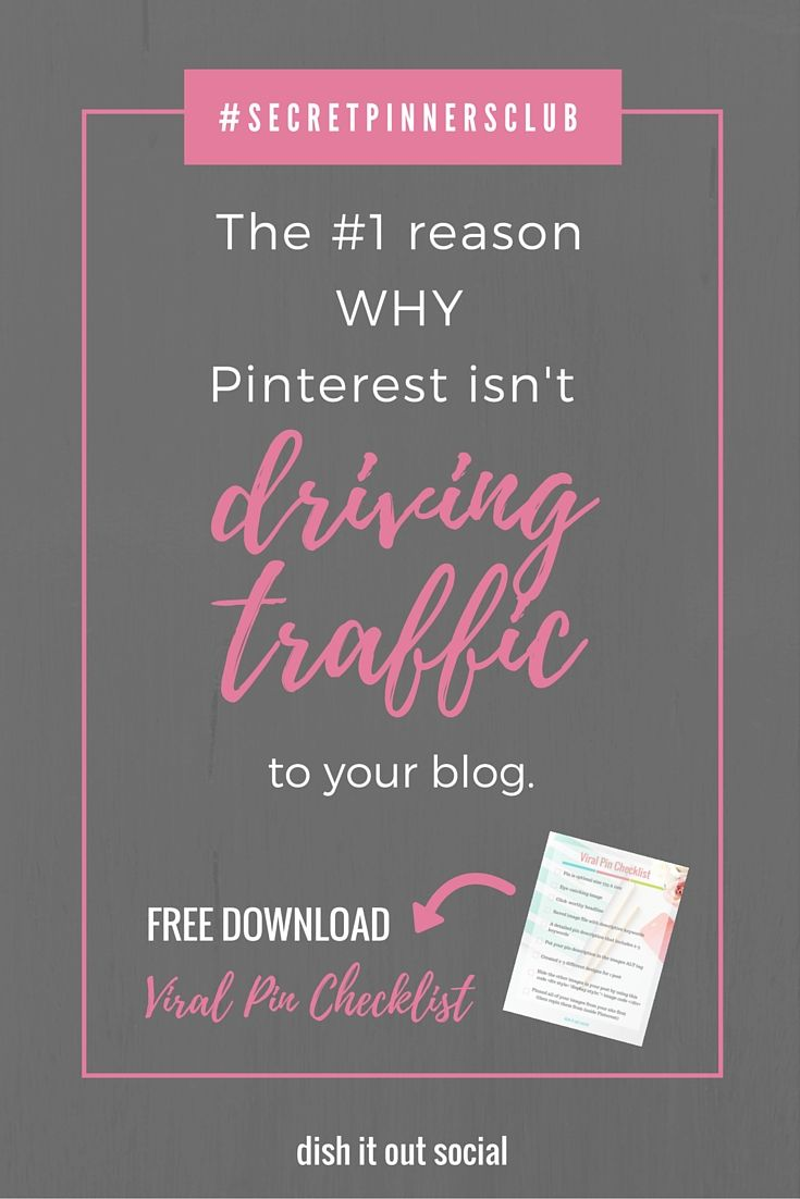 Is your Pinterest strategy working? My Pinterest tips will help you explode your traffic from Pinterest by showing you what you're doing wrong.