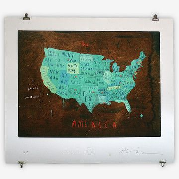 Places in America, by You and Me, The Royal We