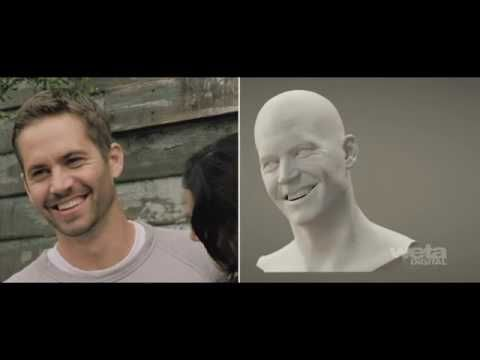 Furious 7 VFX - Weta Digital enabled Paul's legacy to live on - YouTube