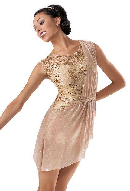Dance Costume for Lyrical or Ballet