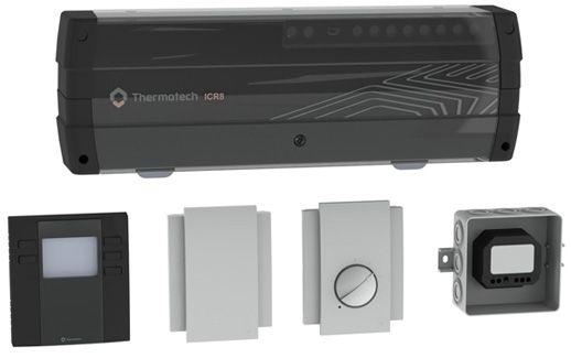 Комнатная автоматика для теплого пола Thermotech
