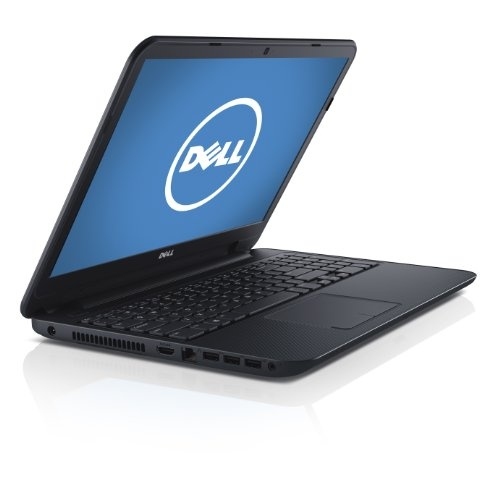Dell Inspiron 15 i15RV-6190BLK 15.6-Inch Laptop (Black Matte with Textured  Finish