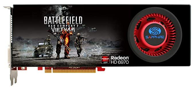 Sapphire Radeon Hd 6970 2 Gb Ddr5 Pci Express Game Edition