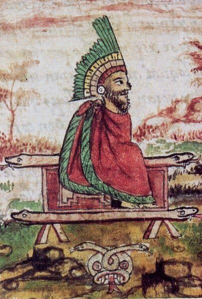 ATLANTEAN GARDENS: Quetzalcoatl, Kukulkan, Viracocha, Votan, Gucumatz