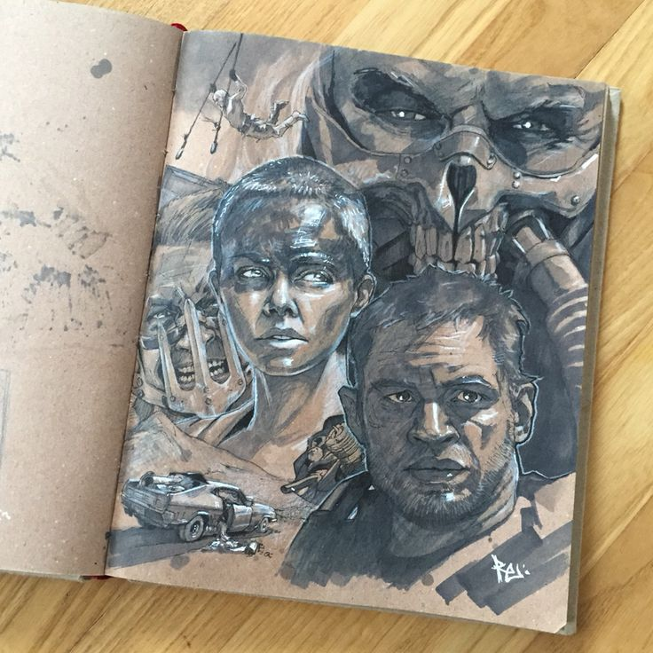 Mad Max Fury Road by Robert Ekblom