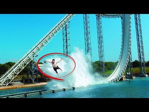 Florida Travel: South Florida's Largest Water Park: Rapids Water Park - YouTube