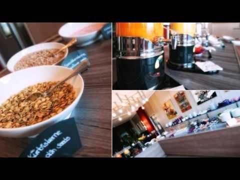 Center Hotel Main Franken - Bamberg - Visit http://germanhotelstv.com/centermainfranken This 3-star hotel in Bamberg is just 3 km from the historic city centre. It offers modern rooms and a restaurant serving regional Franconian cuisine. -http://youtu.be/NfMZaDpdZVg
