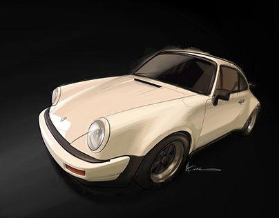 "Check out new work on my @Behance portfolio: ""Porsche 911 RS"" http://be.net/gallery/34567801/Porsche-911-RS"