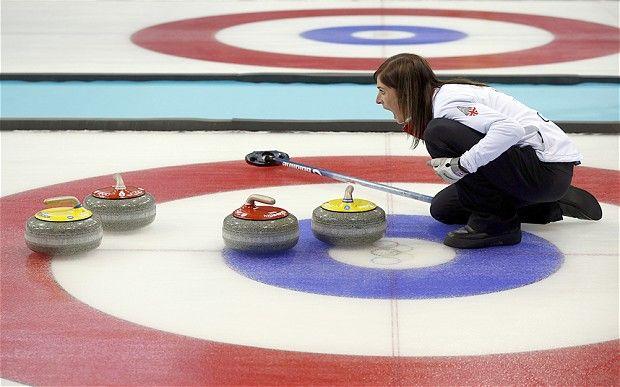 #Lufelive @lufelive #curling