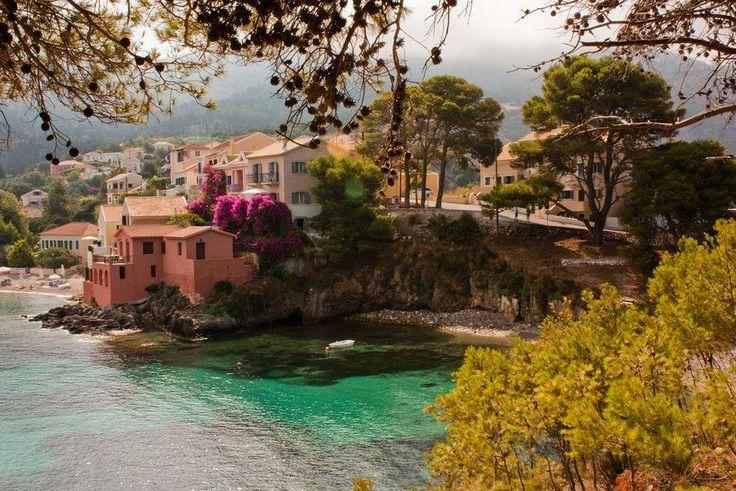 Cefalonia island, Greece.