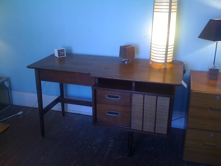An Interesting Desk