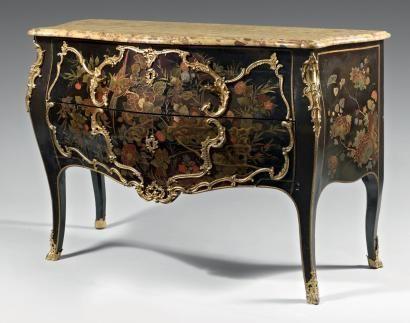 les 230 meilleures images propos de furniture xviith. Black Bedroom Furniture Sets. Home Design Ideas