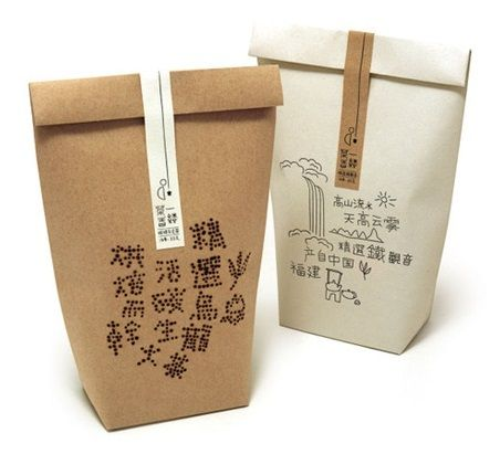 Tea Packaging Inspiration