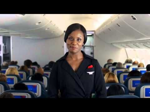 YouTube has become the home of flight safety :) Airlines are releasing new in-flight safety videos and the latest is from Delta.