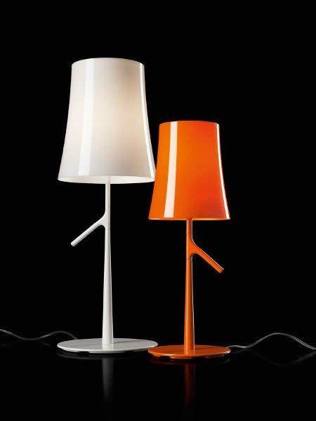 Foscarini - Birdie Table Lamp  TOP 10 MOST BEAUTIFUL AND TRENDY TABLE LAMPS OF 2014  #decorationlovers, #Design, #toplighting #ARCHITECURE #CHANDELIERBEST #CHANDELIERSOF2014 #BESTTABLELAMPSOF2014   Follow: http://decorationlovers.com/ https://www.facebook.com/decorationlovers?fref=ts