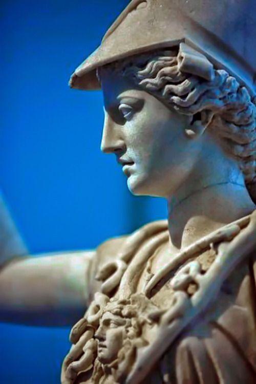 Pallas Athena ミ♡彡Παλλάς Αθηνά