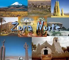 Resultado de imagen para zona norte de chile