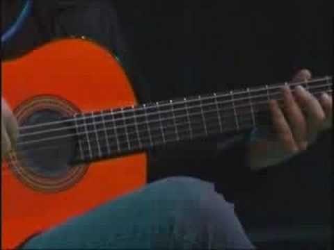 ▶ Sultans of Swing - gran tema de Mark Knopfler (Dire Straits), interpretado por Pedro Javier Gonzalez con guitarra española